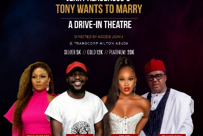 """MTN Foundation Sponsors """"Tony Wants to Marry"""" Drive-In Theatre Performance"""
