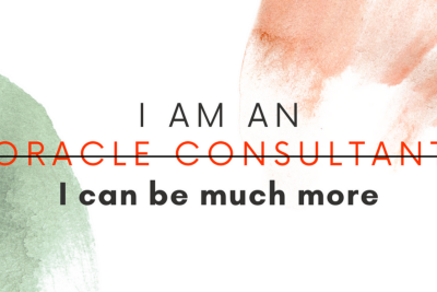Oracle ERP Consultant?—7 Reasons to Rethink Your Position