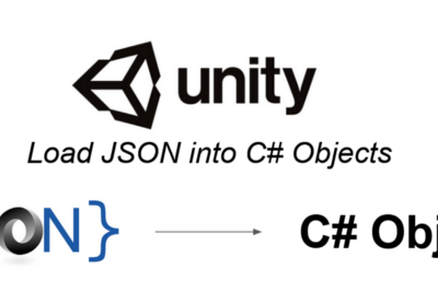 How To Load JSON Data In Unity