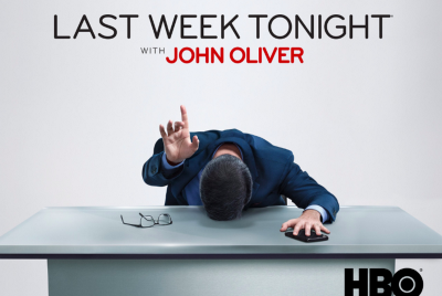 """Taking a Break from the News by Watching the News- but does """"Last Week Tonight"""" Count?"""