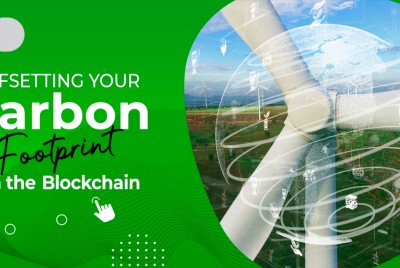 Offsetting your Carbon Footprint on the Blockchain
