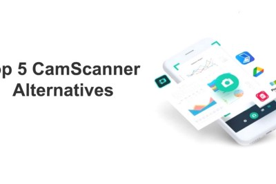 Five Alternatives to CamScanner that you can use in 2021–2022