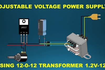How can I use an LM317 voltage regulator to charge a battery?