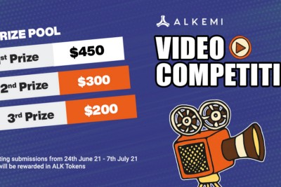 Alkemi Network Competition Month: ROUND 2 VIDEO COMPETITION