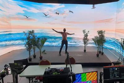 The truth about Virtual Production — Trying to pivot from Live Events