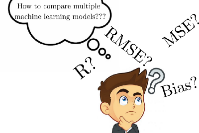 How to compare multiple machine learning models?