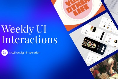 UI Interactions of the week #268
