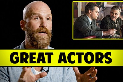 Pro Cinematographer On What Separates Great Actors From Everybody Else—Andy Rydzewski