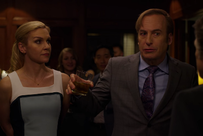 """Breaking The Scene (Better Call Saul—""""How About Aspen?"""")"""