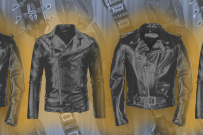 Rock's Never Ending Love Affair with Motorcycle Jackets
