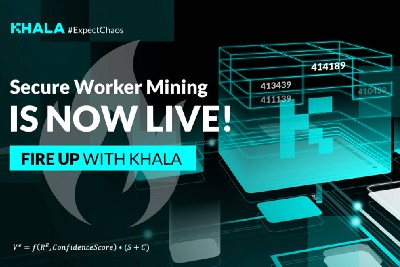 Milestone   Khala Secure Workers system officially Launch, Build Web3.0 Cloud Universe Together!