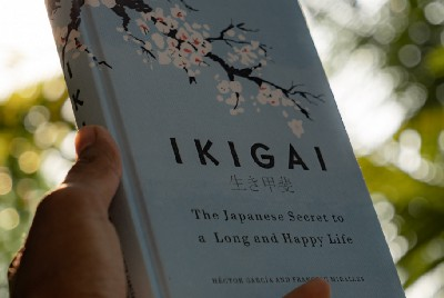 Ikigai- The Japanese Secret to a Long and Happy Life
