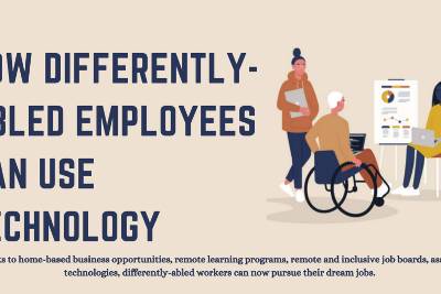 How Can Differently-Abled Employees Use Technology for their Advancement