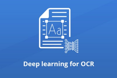 Deep learning for OCR