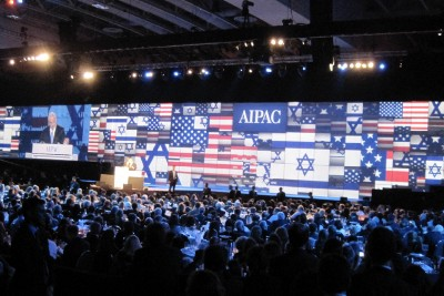 CAN DEMS BE PART OF THE SOLUTION AT AIPAC?