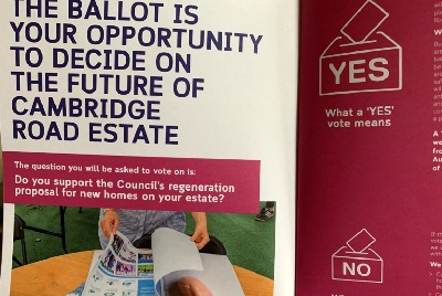 Estate Regeneration—Time to Act