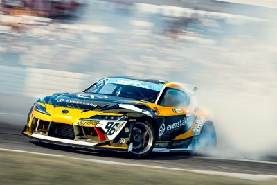 Everstake's Contribution to the Drift Racing, Supporting the Talents