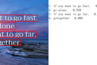 How to extract text from image using paddleocr (Optical Character Recognition (OCR) using…