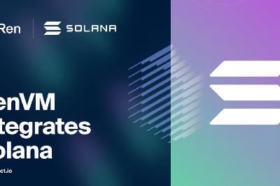 RenVM Integrates with Solana for Interoperability