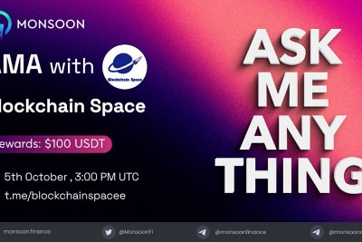 Recap of the Monsoon Finance AMA with Blockchain Space