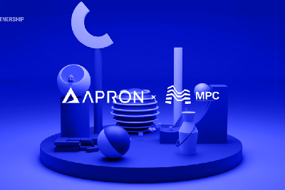 Apron Network Partners with MPC on Providing Node Service