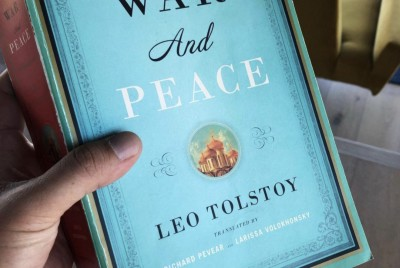 War, Peace, and Boredom: a reflection on #TolstoyTogether [June 2020]