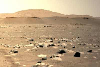 Humans Can't Fly A Helicopter On Mars, And That's Why Ingenuity Is So Amazing