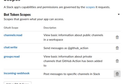 Set up R-CMD-check with a GitHub Actions workflow and notify Slack