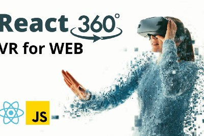 Creating Virtual Reality Experiences with React 360