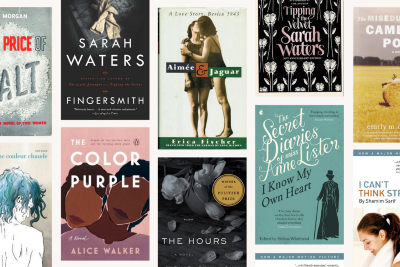 10 Lesbian and Bisexual Books That Made It to the Big Screen