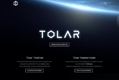 Tolar ICO Review: A lower hardcap version of Hashgraph?