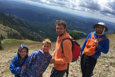 Parenting mistakes—losing my kid in the wilderness