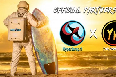 Official partnership with HyperJump