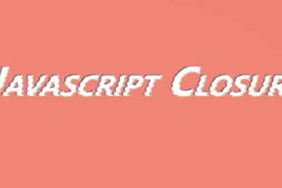 A simple example allows you to understand closures in Javascript!Let's build a counter!