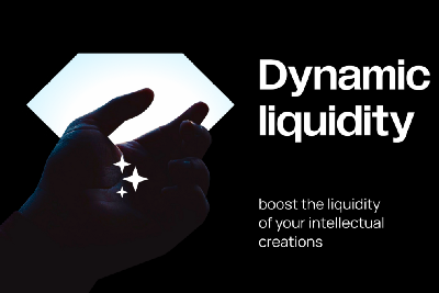 How to boost the liquidity of your intellectual creations
