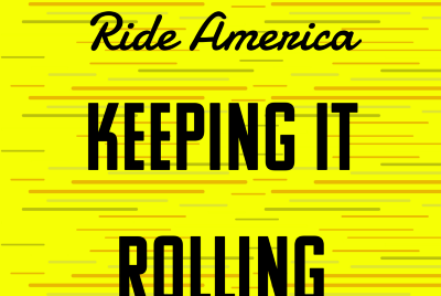 The Less Cancer Bike Ride America Rolls On All Month!