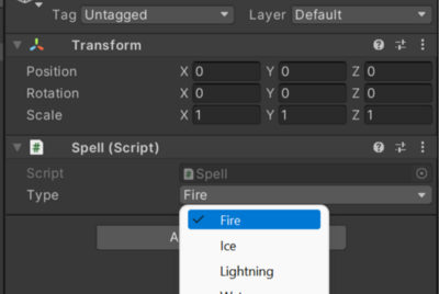 Unity Devs: Enums are your worst enemy! Here's what you should use instead