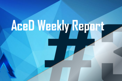 Weekly Report # 3—8/25/19