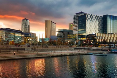 Greater Manchester's attempt to build and develop a digital city