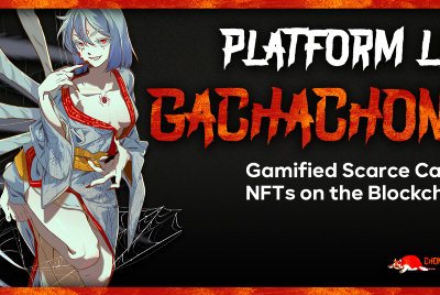 Introducing GachaCHONK! Gamified Scarce Capsule NFTs on the Blockchain.