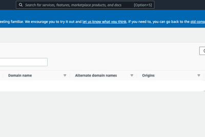 AWS CloudFront Invalidation for modified objects.