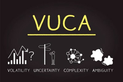 Leading through volatility, uncertainty, complexity, and ambiguity (VUCA)