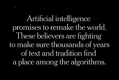 Ethics and AI: where are the humanities?