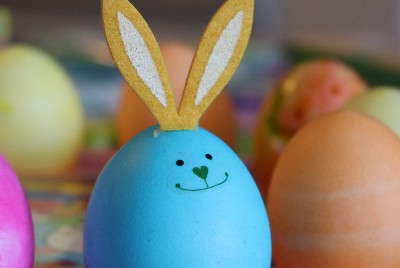 The Resurrection, Allegory and Easter Bunnies