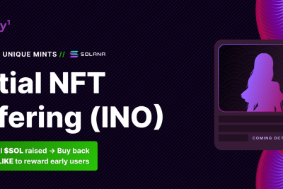 Only1 Initial NFT Offering (INO) Launchpad—a new funding model