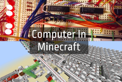Building an 8-bit Computer in Minecraft—Introduction