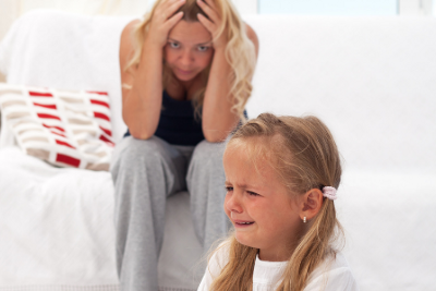 Dealing With Your Child's Anger In Divorce