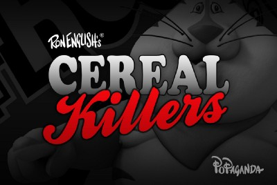 Ron English—Cereal Killers—Series 1