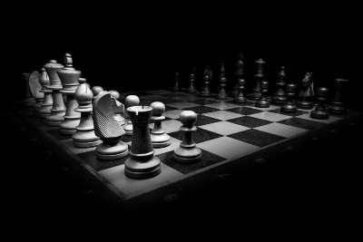 The Chessmaster and the beginner
