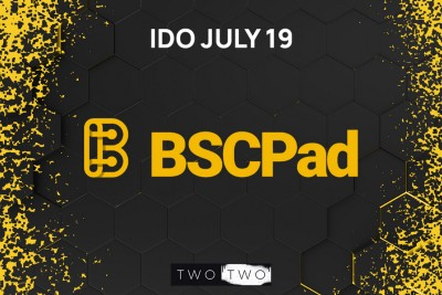 TWO TWO Secures Strategic Investment from Launch Partner BSCPad